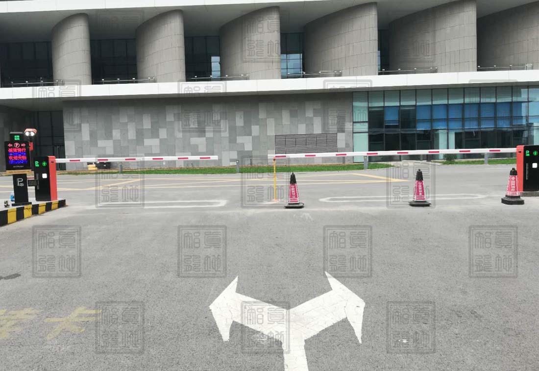 智能停车场系统的功能