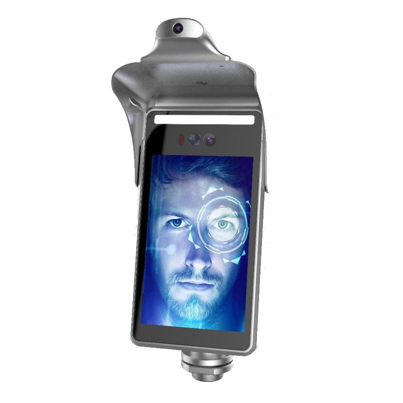 M3600-X3(8寸)测温型人脸识别一体机